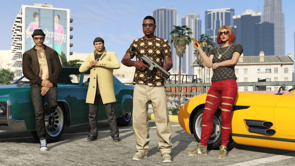 GTA 5 Update 1 27 For PS4 and Xbox One Brings New DLC