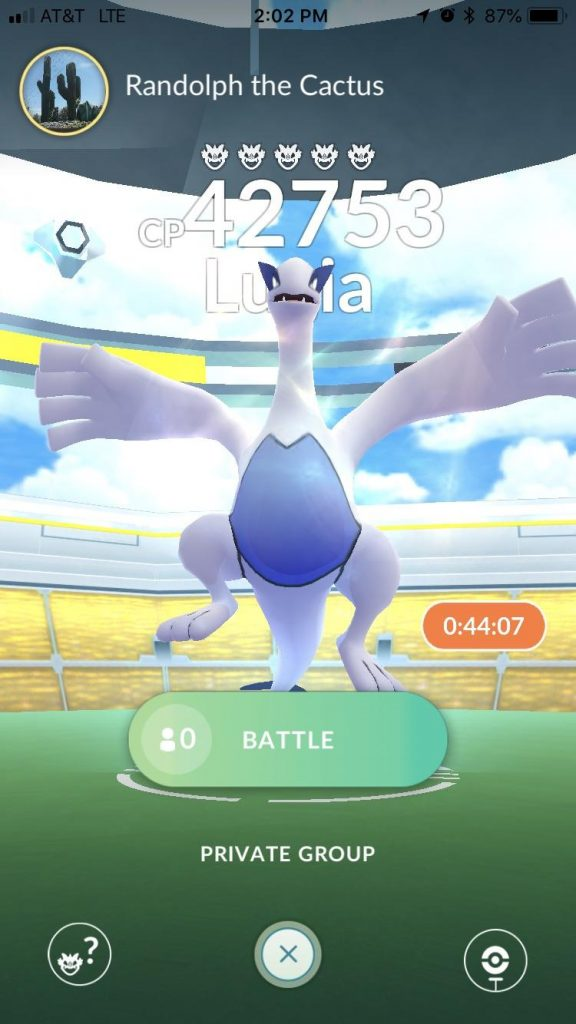 Lugia Is Back In Pokemon GO - Go And Grab It While You Still