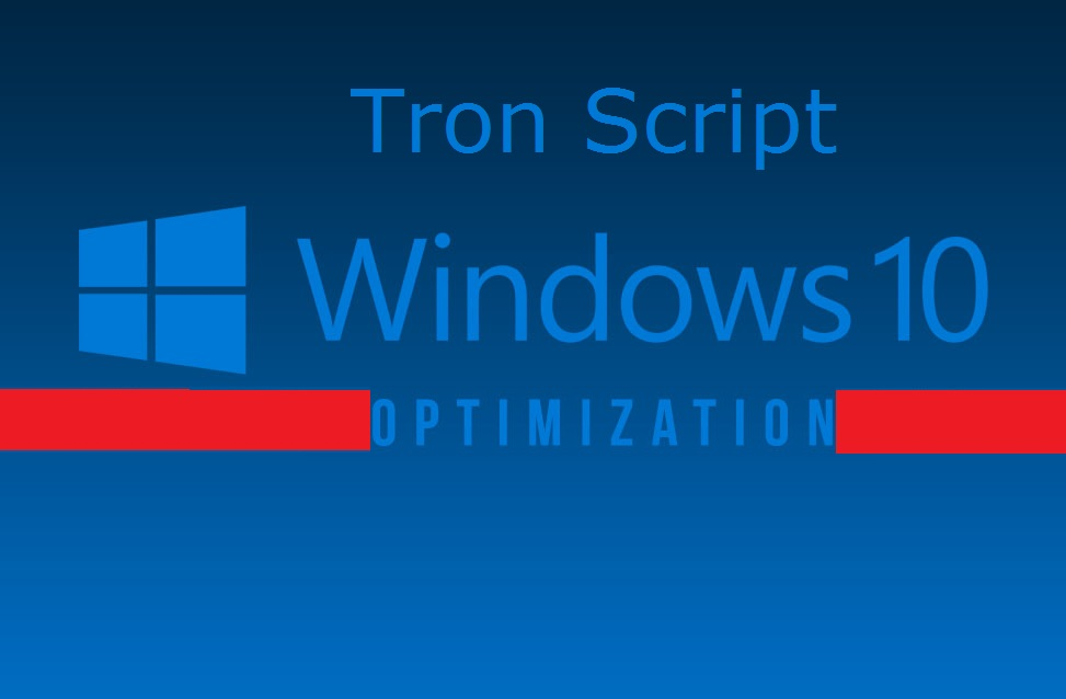 Tron Script Is An All-In-One Script To Clean, Disinfect, And