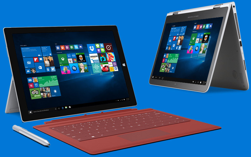 Microsoft overhauls interface for Windows tablets