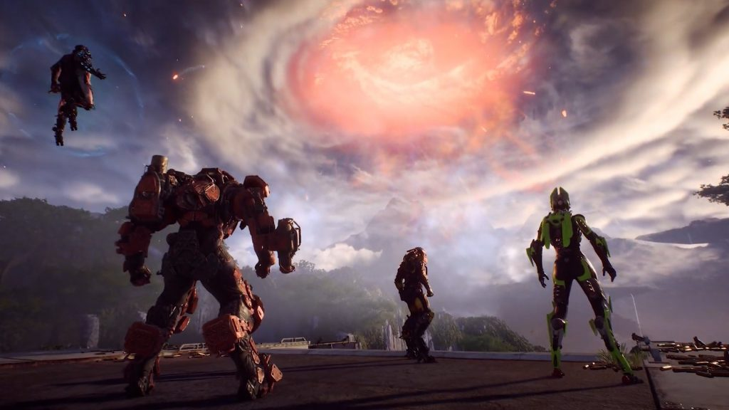 Anthem 1 3 Ps4 Update Introduces New Game Mode Weapons And Many