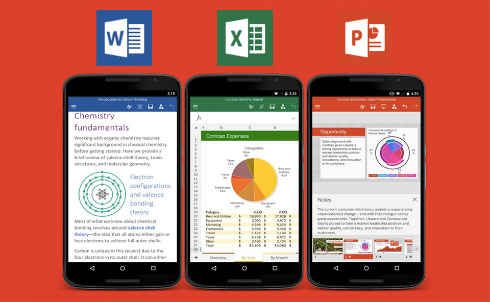Image result for Microsoft Introduces All-in-One App for Word, Excel and PowerPoint