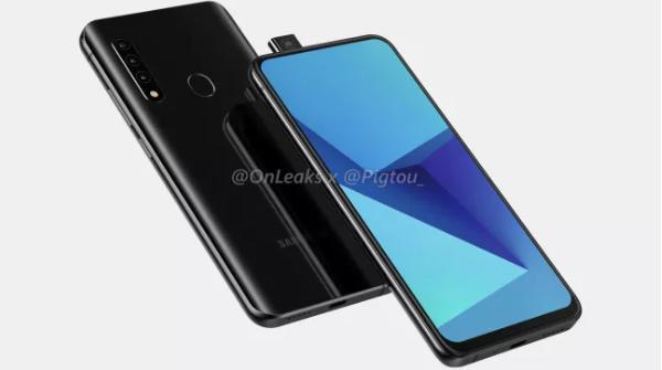 New Samsung Leak Confirms Pop-Up Camera in Next-Gen Smartphones